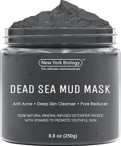 dead sea mud product