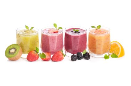 smoothies for nice skin