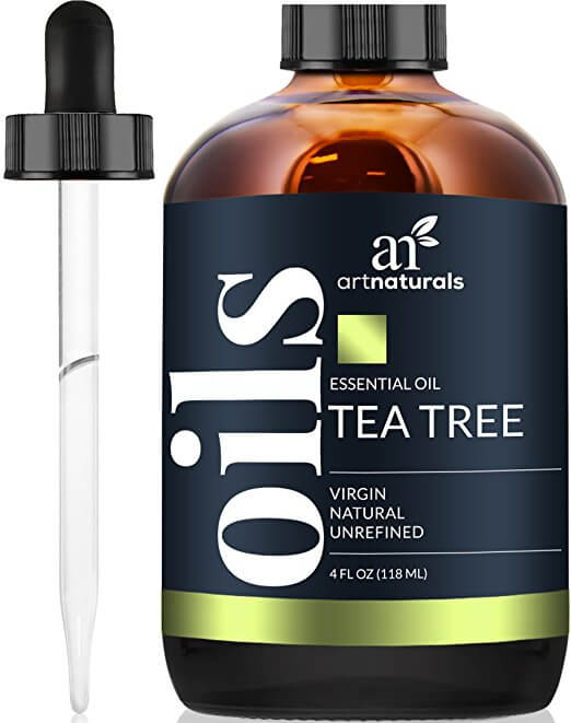 tea tree oil and acne