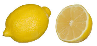 Lemon Whle & Sliced