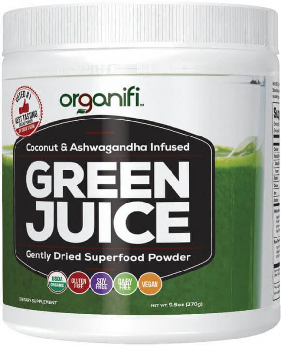 Organifi Green Juice Review Image