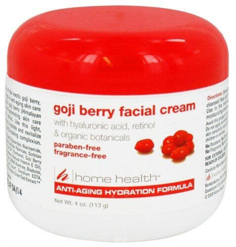 goji berry cream